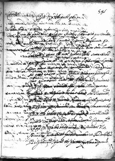 ASR, TNC, uff. 15, 1621, pt. 3, vol. 89, fol. 591r