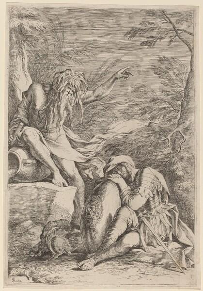 The Dream of Aeneas