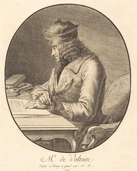 Mr. de Voltaire