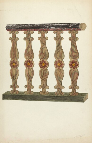 Choir Rail