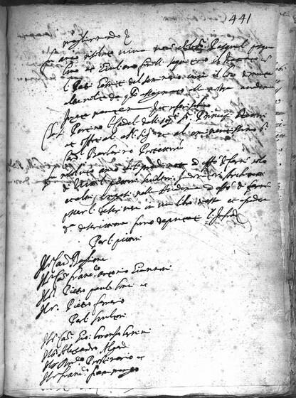 ASR, TNC, uff. 15, 1633, pt. 1, vol. 135, fol. 441r