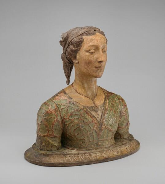 Portrait of a Lady, Giovanna Albizzi