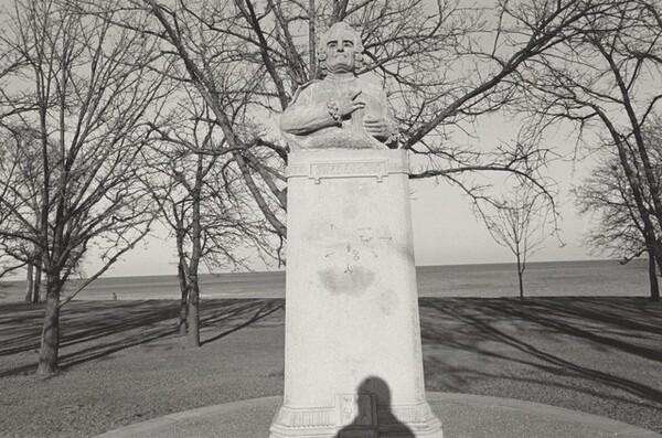 Emanuel Swedenborg. Lincoln Park, Chicago, Illinois