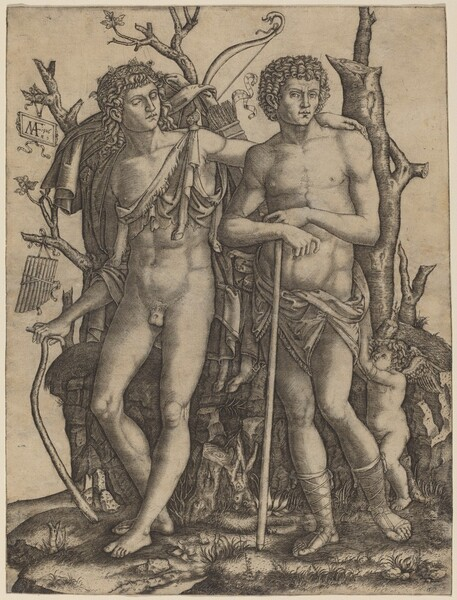Apollo and Hyacinthus