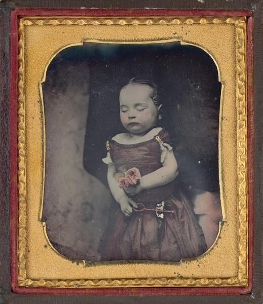 Portrait of a Girl Postmortem