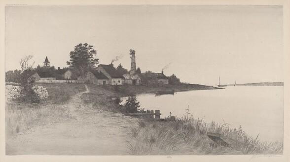 Untitled (Coastal Scene)