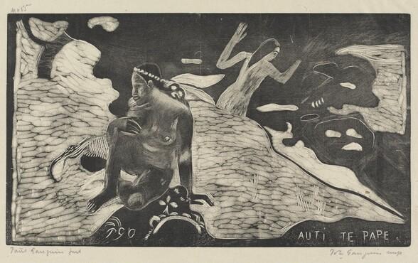 Auti te Pape (Women at the River)