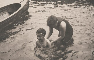 image: The Swimming Lesson