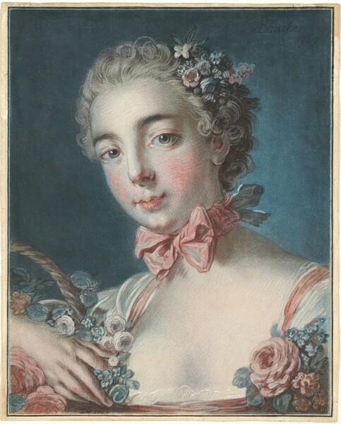 Tête de Flore (Head of Flora)