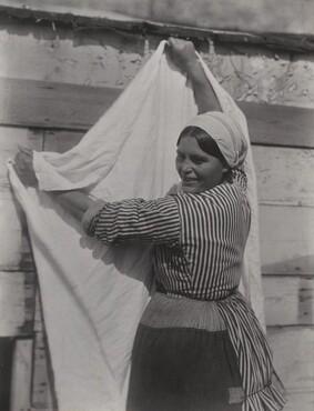 image: Wash Day, Katwyk