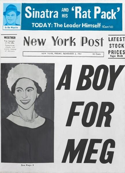 A Boy for Meg
