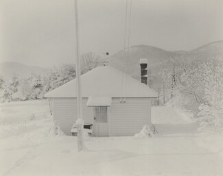 image: First Snow and the Little House