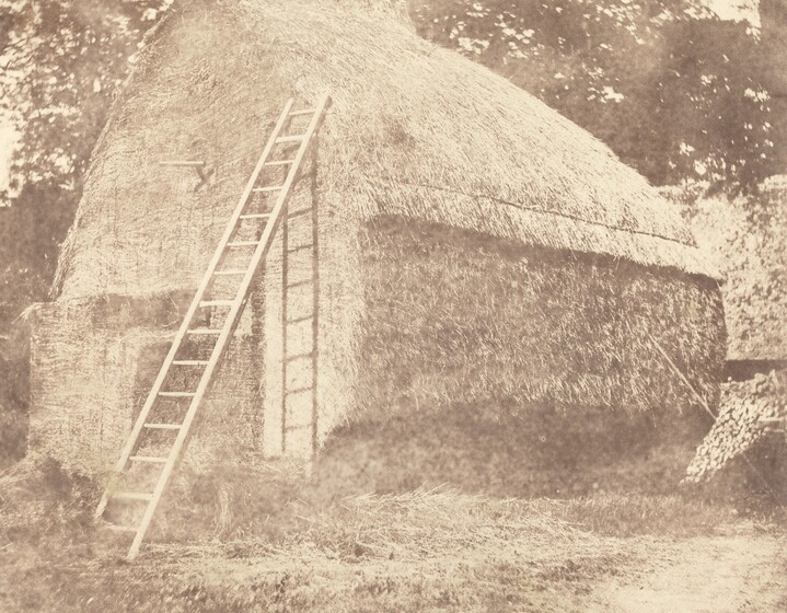 William Henry Fox Talbot, Haystack, 18441844
