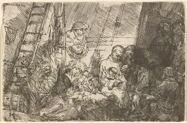 The Circumcision in the Stable