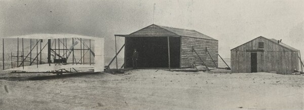 Where Wright Brothers Successfully Experimented with Heavier-Than-Air Flying