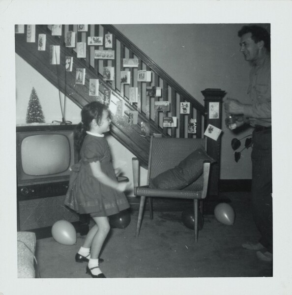 Untitled (Girl in living room)