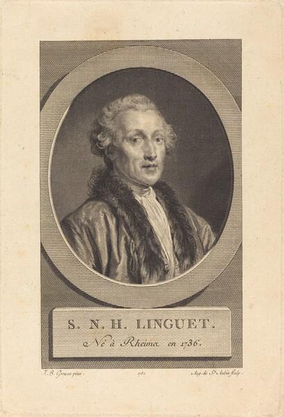 Simon-Nicolas-Henri Linguet