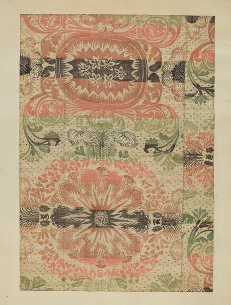 Ingrain Carpet