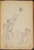 ballspielnde Männer (Man Playing a Ballgame) [p. 21]