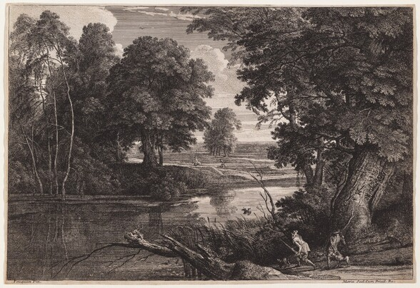 Landscape with Duck Hunters