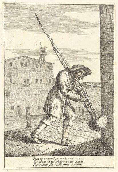 Scoa Camin (Chimney Sweep)