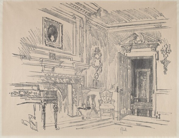 Drawing Room at Cliveden