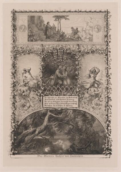 Des Pfarrers Tochter von Taubenhein (The Parson