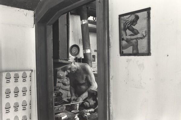Raoul Hague, Woodstock, New York