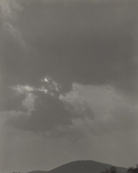 Music—A Sequence of Ten Cloud Photographs, No. V
