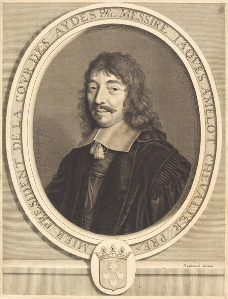 Jacques Amelot