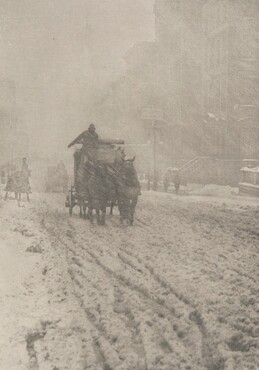 image: Winter—Fifth Avenue