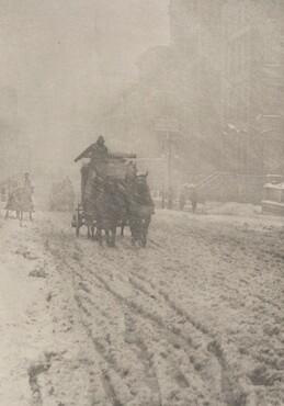 image: Winter—Fifth Avenue