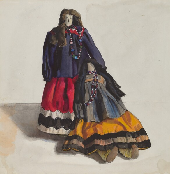 Dolls (Apache Women)