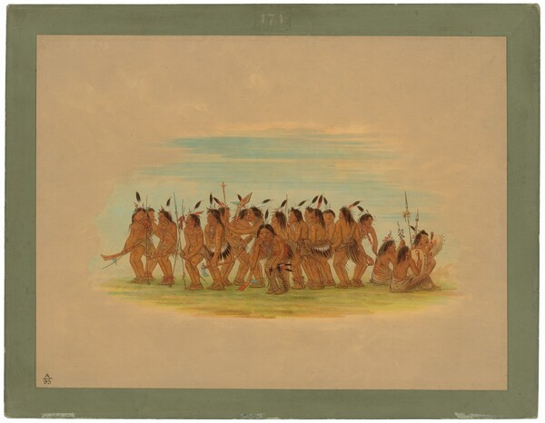 Dog Dance - Sioux