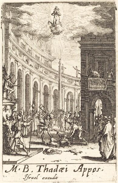 The Martyrdom of Saint Thaddeus