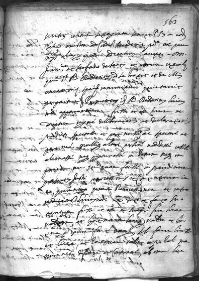 ASR, TNC, uff. 15, 1633, pt. 1, vol. 135, fol. 562r
