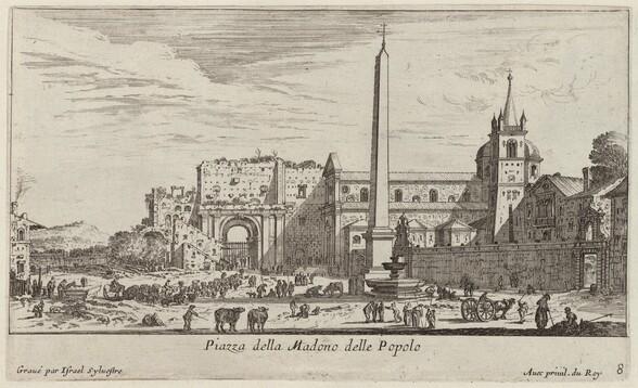 Piazza della Madono delle Popolo