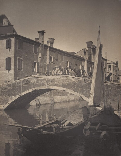 On the Bridge—Chioggia