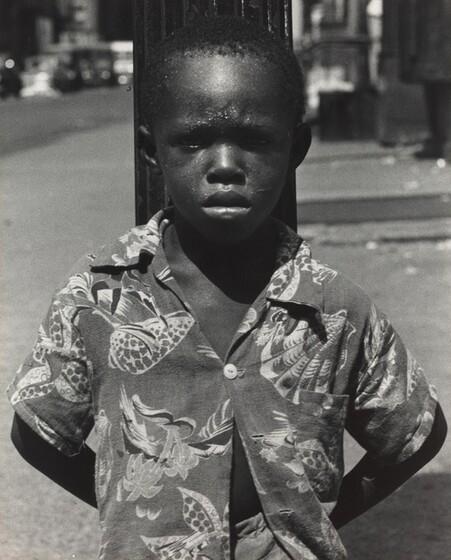 Roy DeCarava, David, 19521952