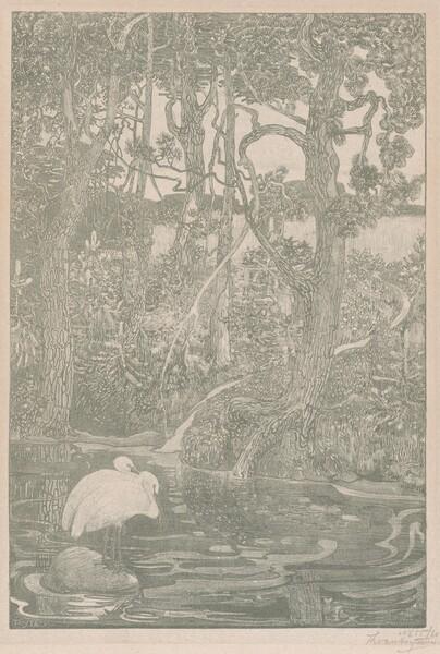 Bosidylle (Woodland Idyll)