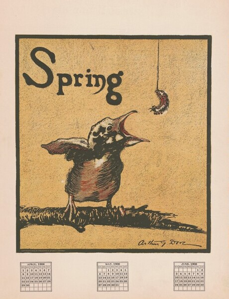 Calendar of Birds and Beasts: Spring