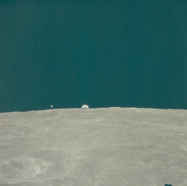 Apollo 16 Earthrise