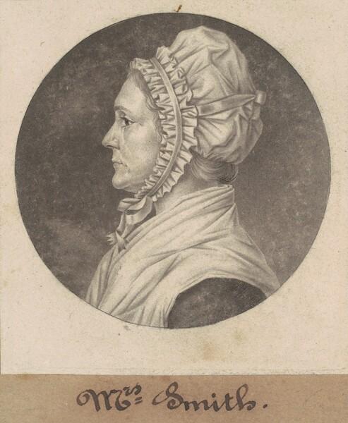 Elizabeth Custis Teackle Smith