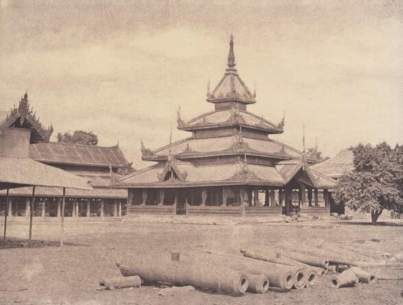 Amerapoora: Palace of the White Elephant