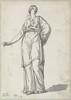 Woman from the Villa Pamphili