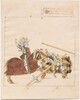 Freydal, The Book of Jousts and Tournaments of Emperor Maximilian I: Combats on Horseback (Jousts)(Volume I): Plate 34