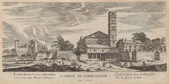 S. Croce in Gierusalem