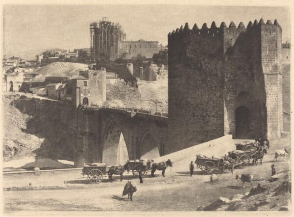 Bridge of St. Martin - Toledo