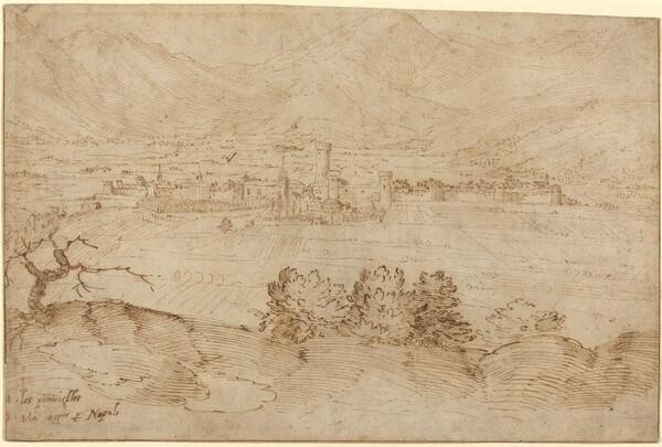 View of Fondi