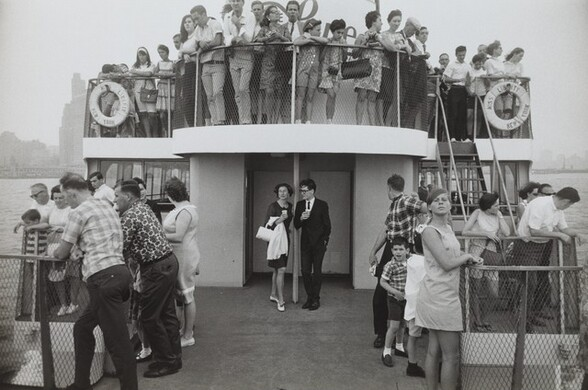Staten Island Ferry--New York City